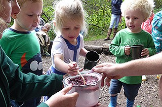Henfield - Woods Mill Nature Tots - Tuesday (10/12/19)
