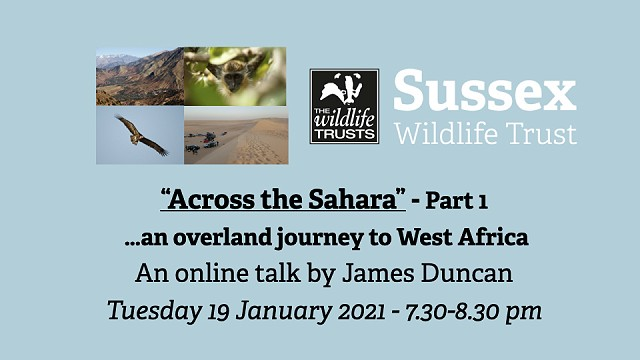 Across the Sahara - An overland journey to West Africa - Part 1