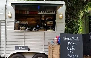 Horsebox Pop-up Cafe