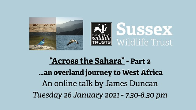 Across the Sahara - An overland journey to West Africa - Part 2