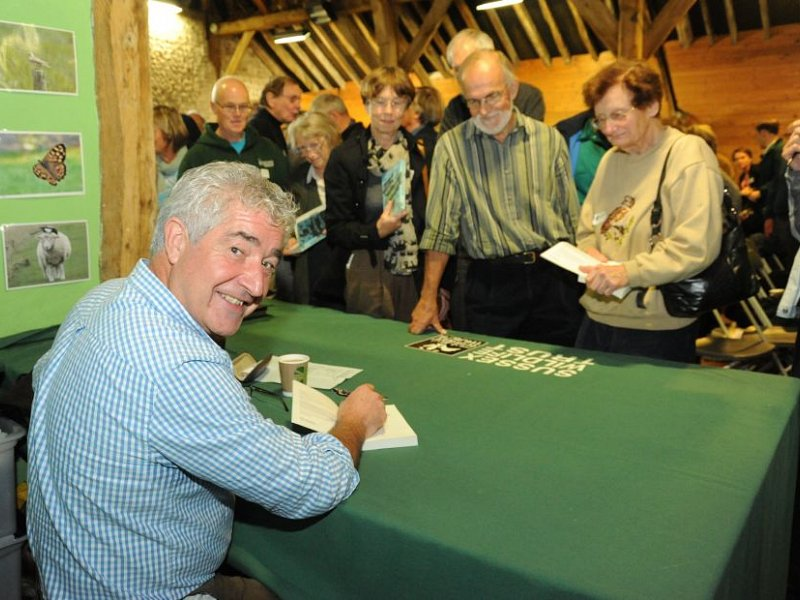 Tony Juniper becomes President of The Wildlife Trusts