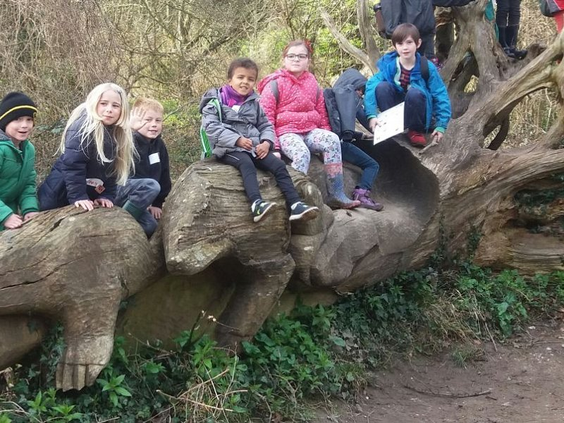 Holiday fun with the Sussex Wildlife Trust