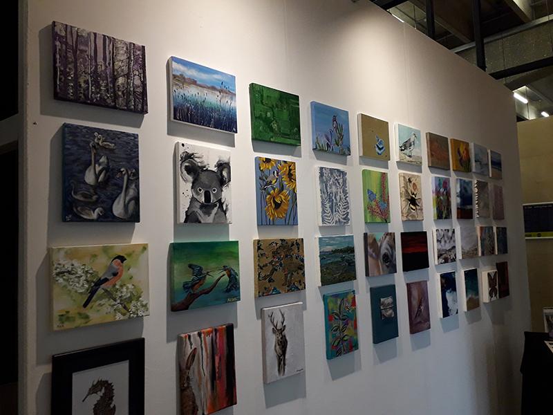 Sussex Art Fair at Goodwood