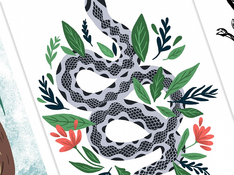 Art prints inspired by nature