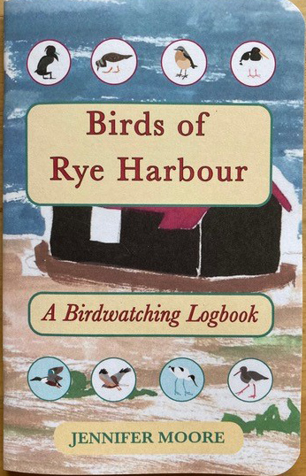 Jennifer Moore talks about her book 'Birds of Rye Harbour'