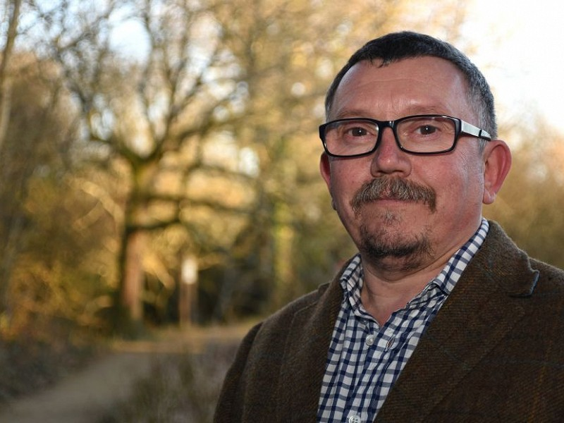Dr Sean Ashworth appointed as new Chair of Trustees