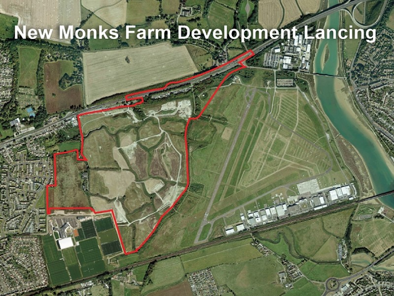 New Monks Farm – can the Secretary of State see sense?