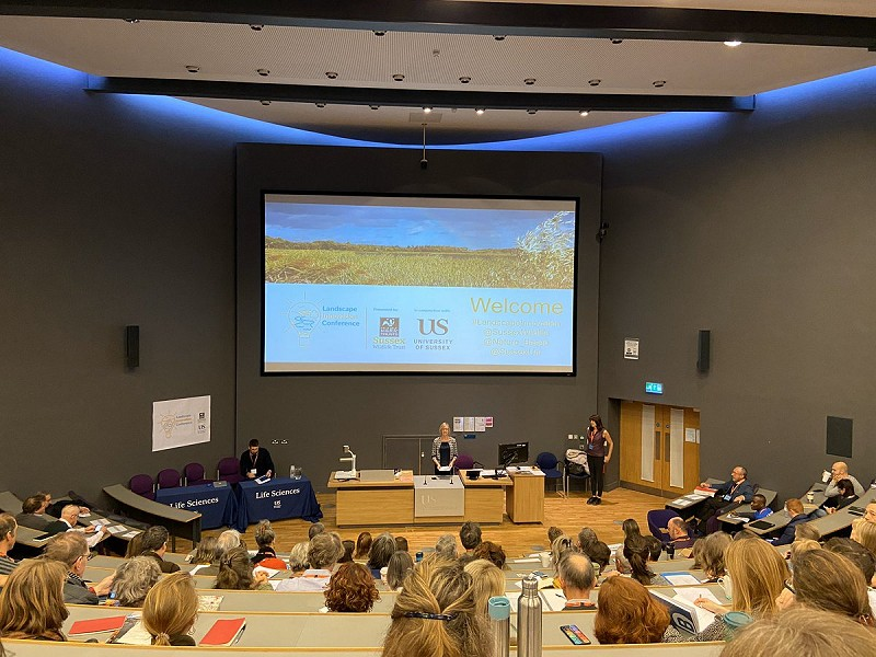 Vision, Action, Partnership: Reflections on the Landscape Innovation Conference