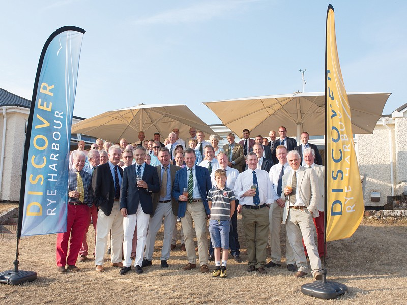 Golfers raise £13k for Rye Harbour Discovery Centre