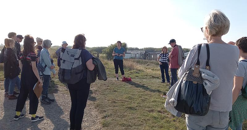 Saltmarsh Saturdays and the #26 habitats project