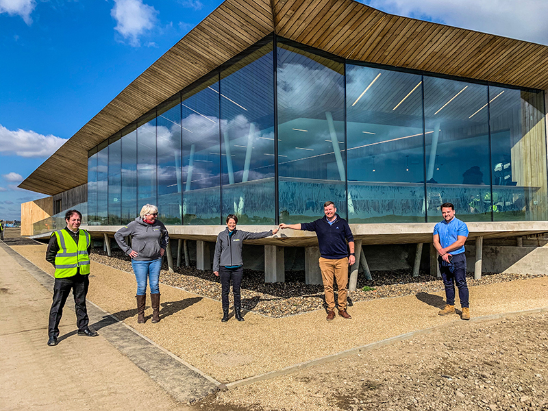 Discovery Centre - handover from Baxall and other news