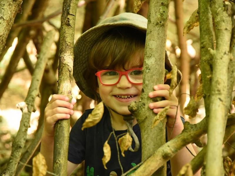 Wild woodland fun for under-5s