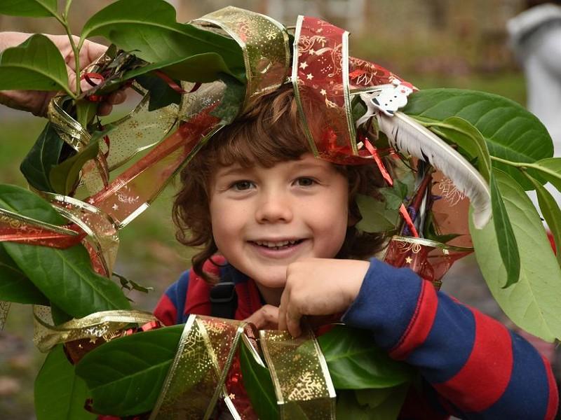 Tree Dressing Delight