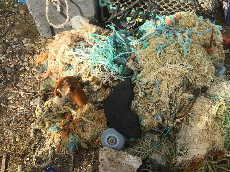 Ghost Fishing Gear