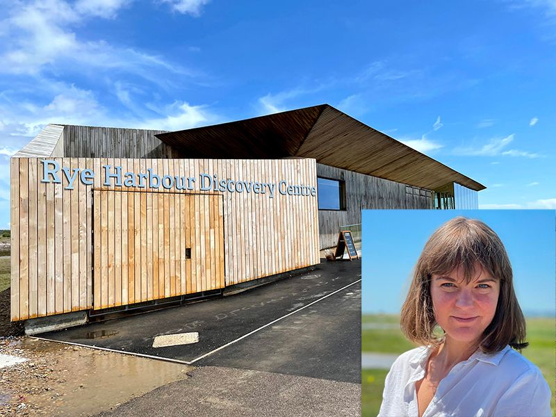 Rye Harbour Discovery Centre update