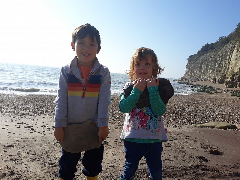 Nature Tots by the Sea
