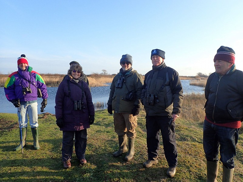 World Wetlands Day Walk at Rye Harbour Nature Reserve
