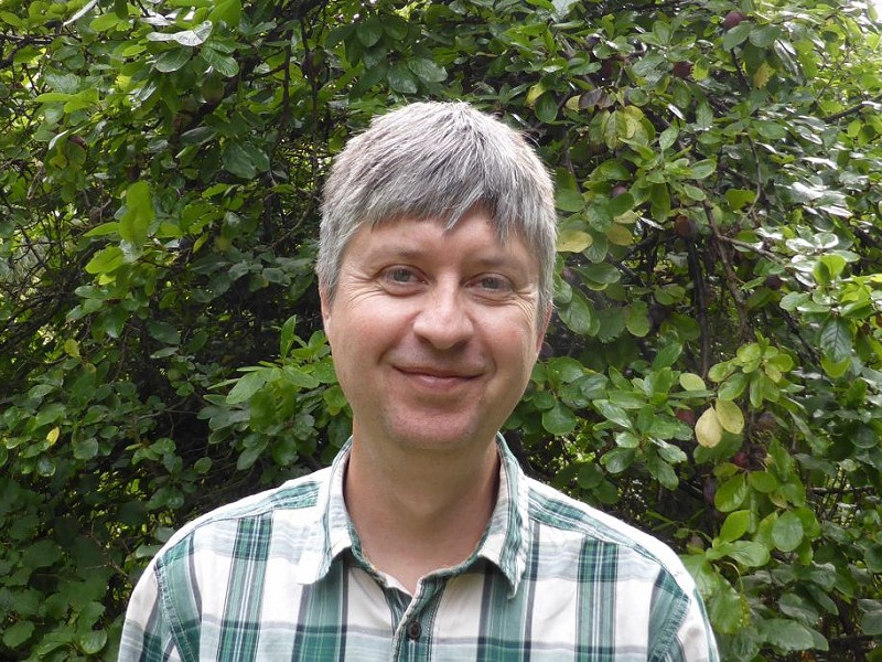 Meet our staff: Richard Cobden, Digital Media Officer
