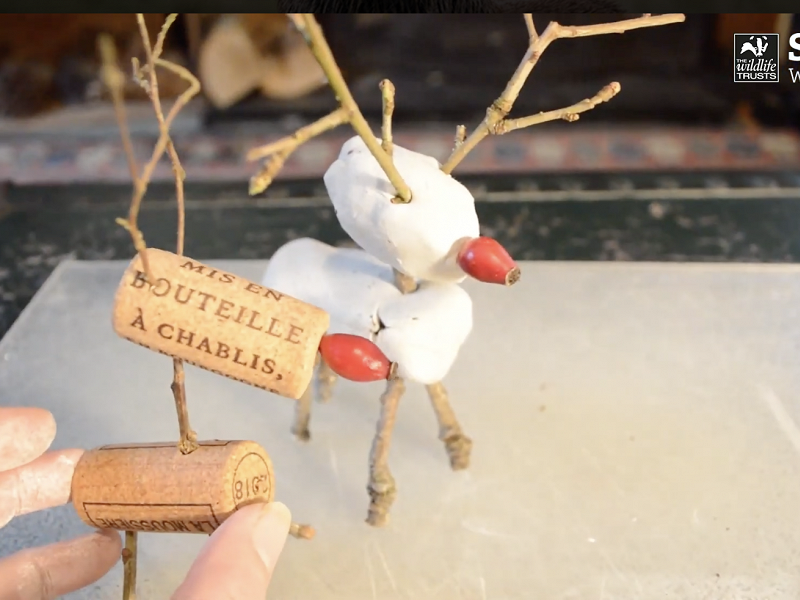 How to make your own Rudolph