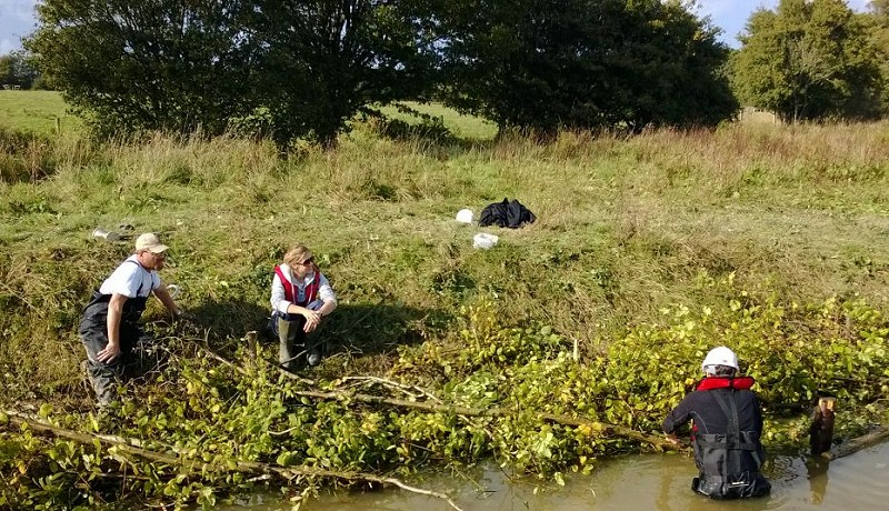 Sussex Flow Initiative receive CPRE Countryside Award