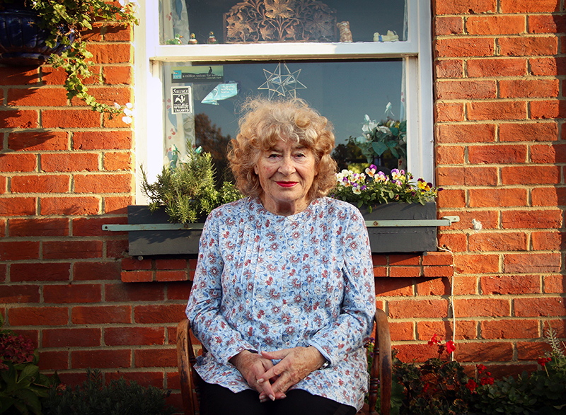 Meet our members - Shirley Collins