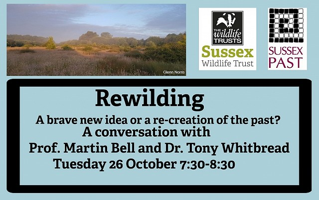 Rewilding – A brave new idea or a re-creation of the past?