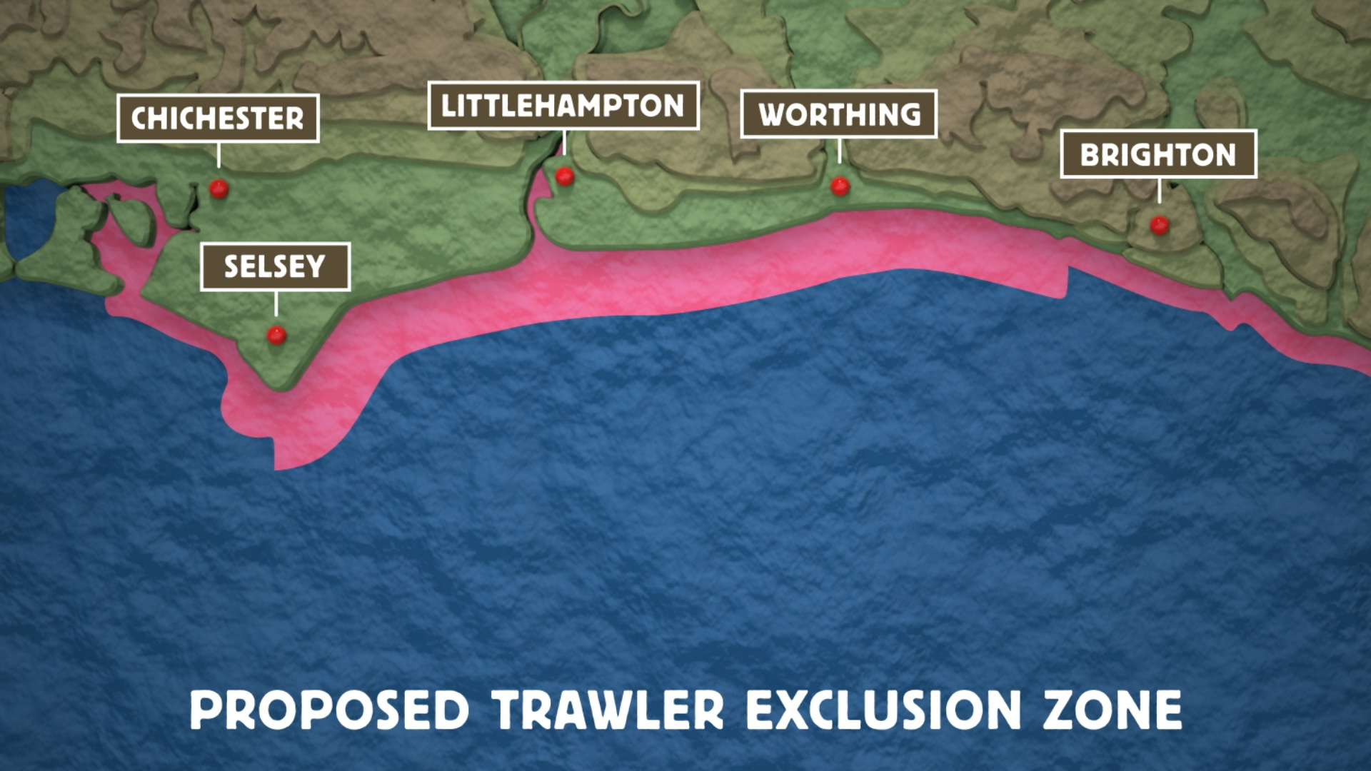 Bigwave 17   Proposed Trawler Exclusion Zone