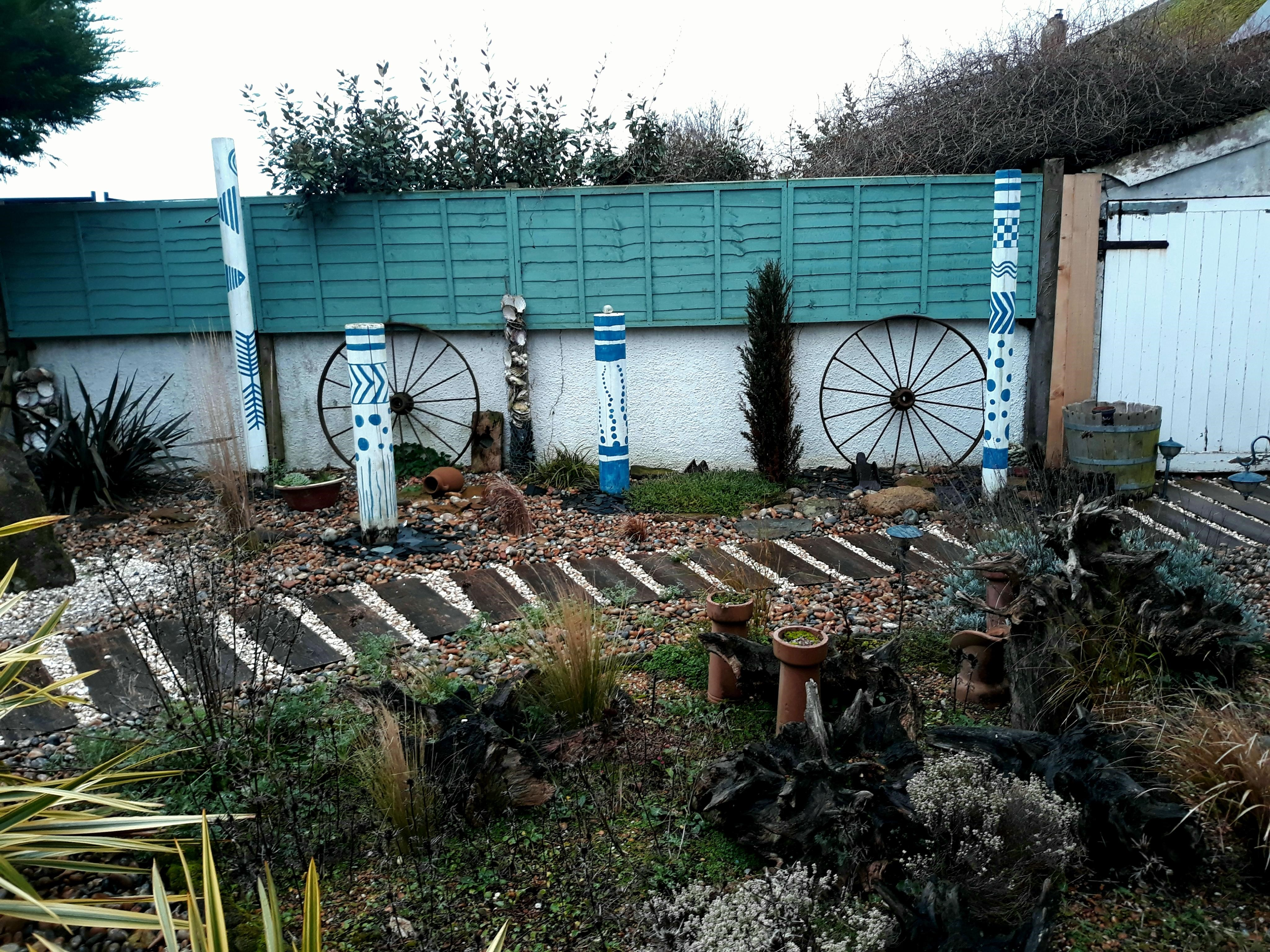 Bnb garden