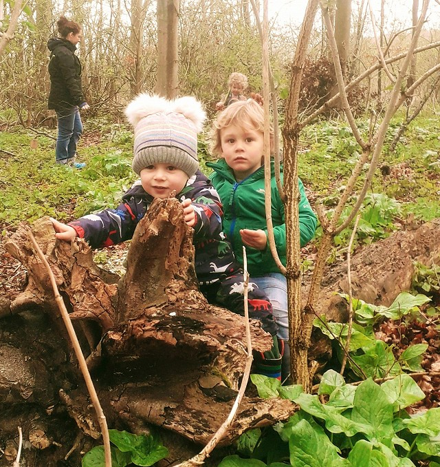 Eastbourne/Seaford - Seven Sisters Nature Tots - Wednesdays (22/04 - 20/05/2020) CANCELLED
