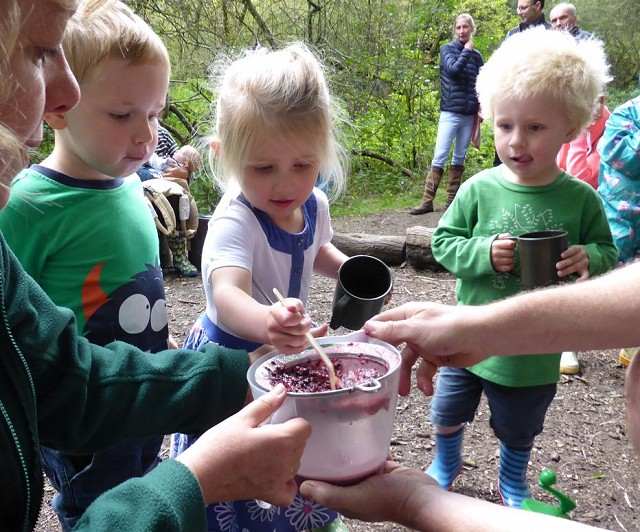 Henfield, Woods Mill Nature Tots Pilot Session (05/05/2021)