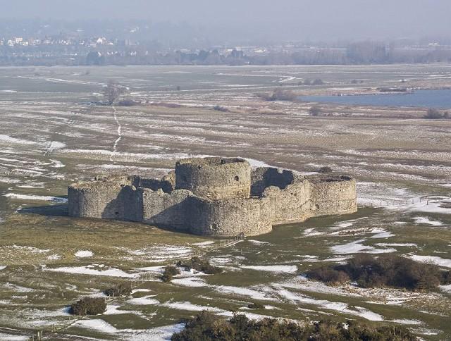 Camber Castle Wildlife Walk - Rye (17/01/20)