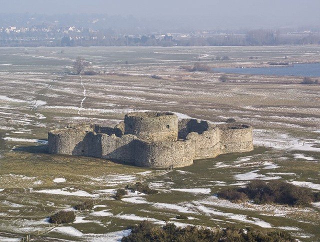 Christmas Camber Castle Wildlife Walk - Rye Harbour (20/12/19)