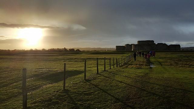 Camber Castle Wildlife Walk - Rye (14/02/20)