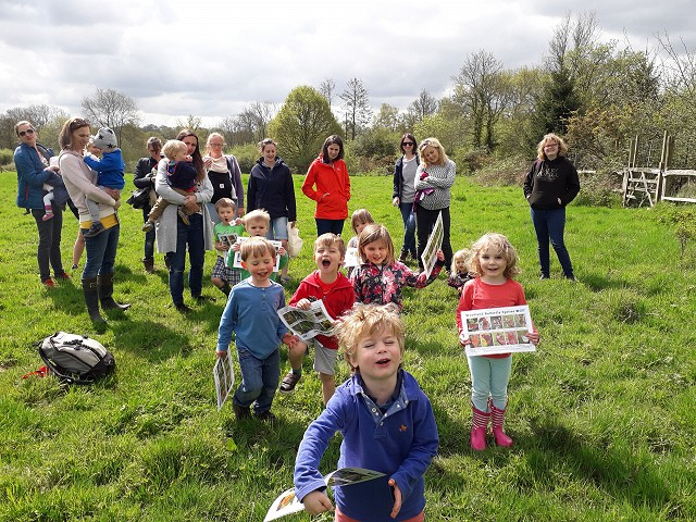 Horsham, Chesworth Farm Nature Tots - Mondays (11 & 18/05/2020) CANCELLED