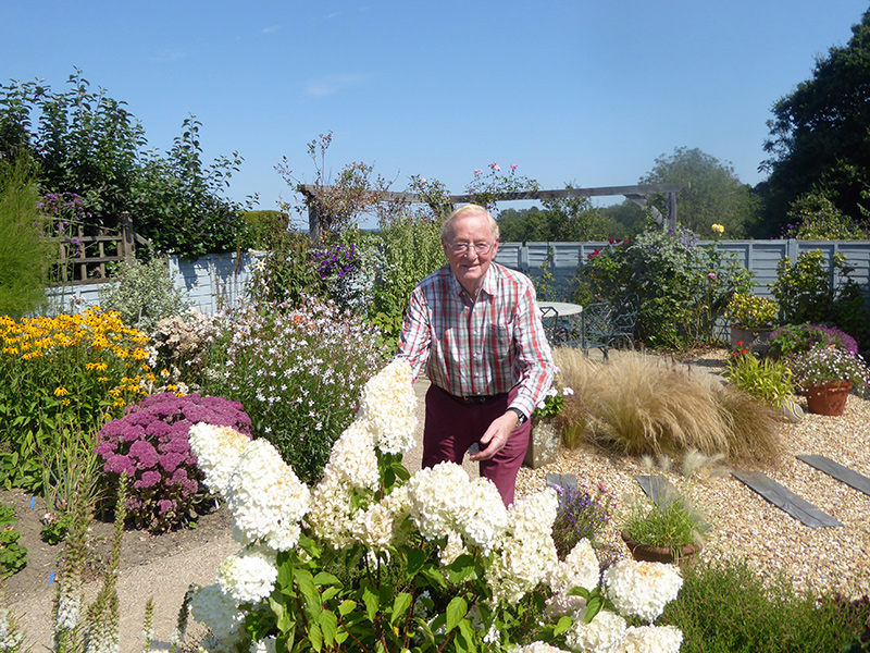 Why I decided to leave a legacy in my will to Sussex Wildlife Trust