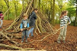 Seven Sisters Wild Woodies Spring Holiday Club (10/04/2019)