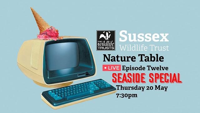 Nature Table Live webinar (20/05/21)