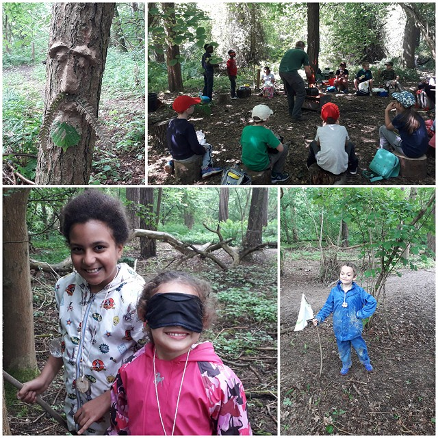Gatwick Wild Woodies Spring Holiday Club (10/04/2019)