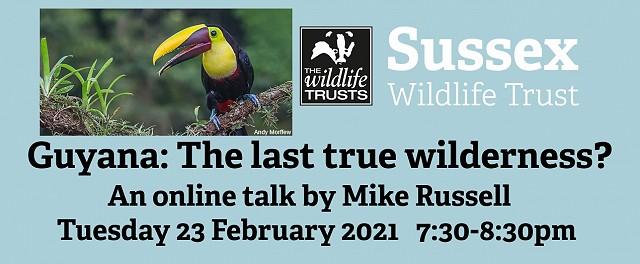 Guyana: The last true wilderness?