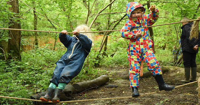 Henfield - Woods Mill Nature Tots (02/11/2021)