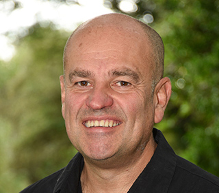 Meet our Trustees - Jon Cooper