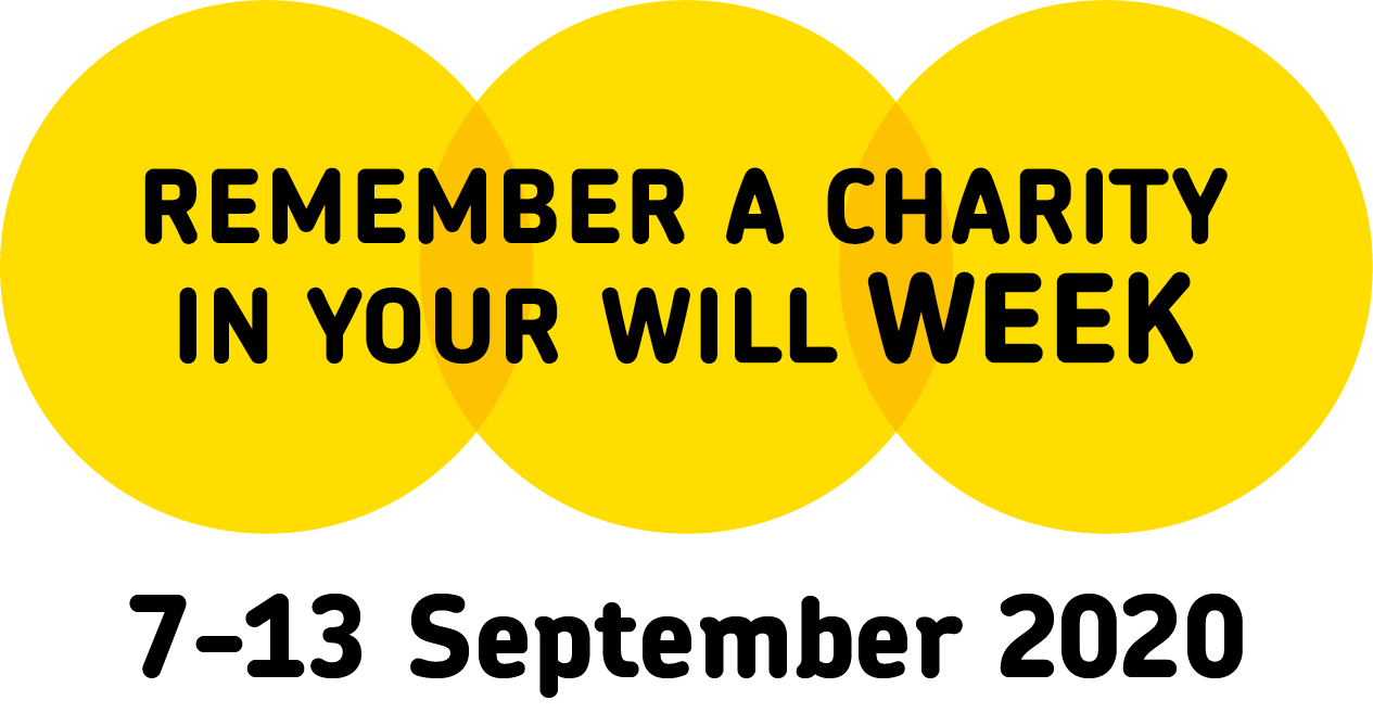Remember A Charity Week logo 2020