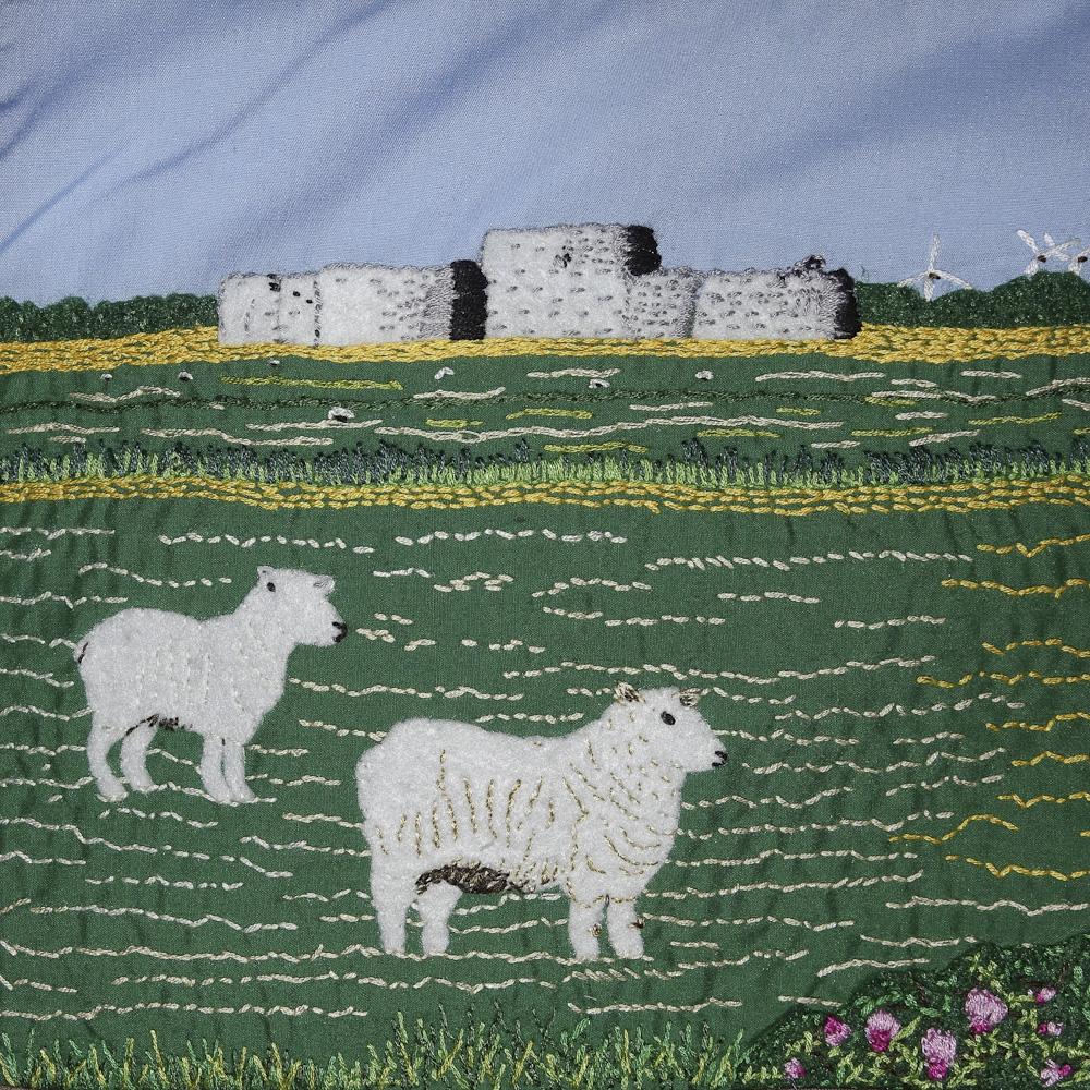Rye harbour quilt 11