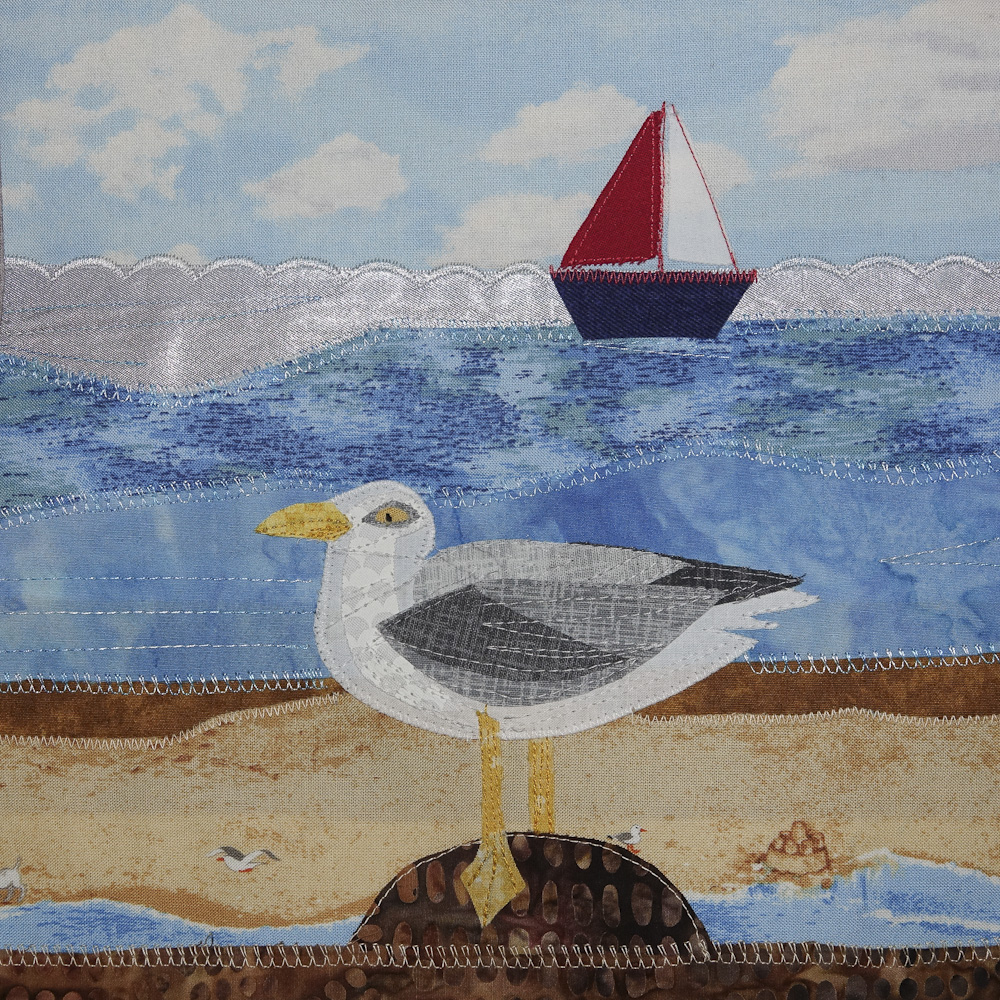 Rye harbour quilt 32