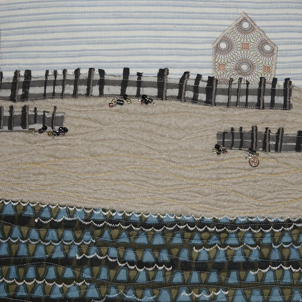 Rye harbour quilt 33