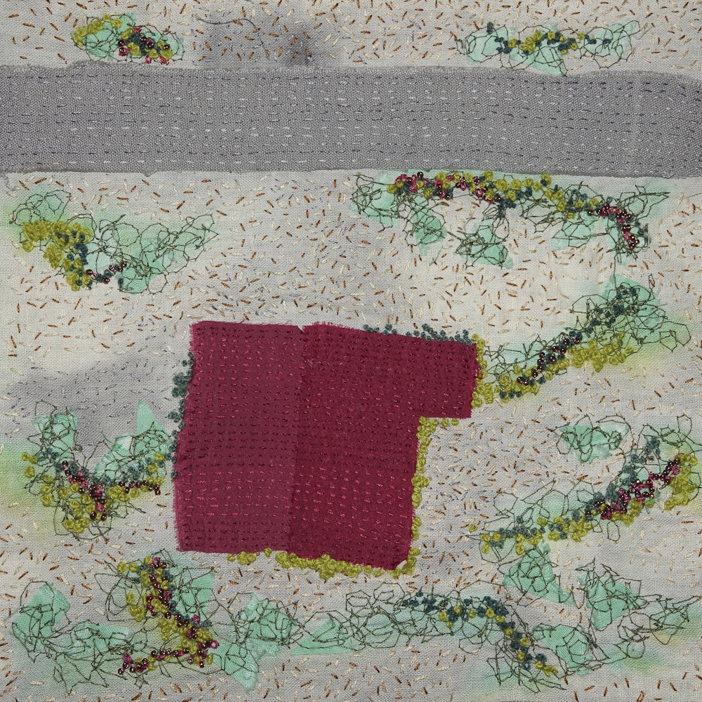 Rye Harbour quilt squares small 12