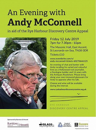 An Evening with Andy McConnell