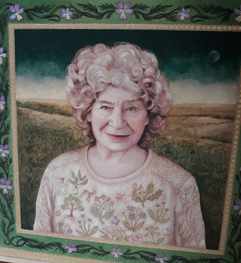 Shirley Collins Hearts Ease websize