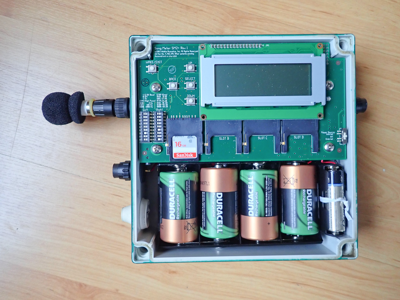 Sound data logger