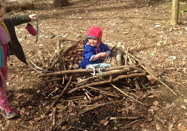 Eastbourne/Seaford  - Seven Sisters Nature Tots - Wednesdays (06/03 - 03/04/2019)